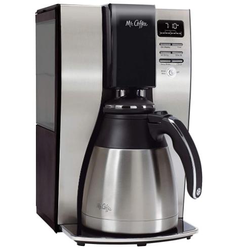 Mr. Coffee 10 Cup Coffee Maker Optimal Brew