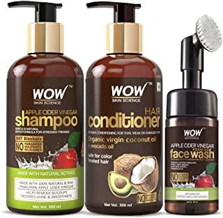 WOW Skin Science Apple Vinegar Shampoo