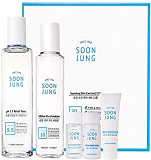 Etude House Soonjung Skincare Set