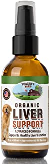 Yeager's Yard Organic Advanced Milk Thistle for Dogs