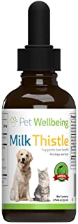 Pet Wellbeing Milk Thistle for Dogs
