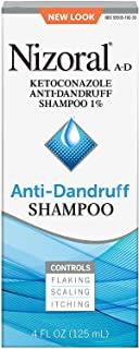 Nizoral A-D Anti-Dandruff Shampoo 4 fl oz.