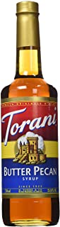 Torani Butter Pecan Syrup