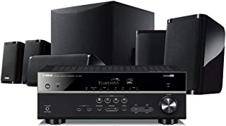 Yamaha 4K Ultra HD 5.1 Channel Home Theater System with Bluetooth