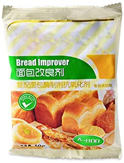 50g Bread Improver Dry Yeast Companion Bulking Agent Kitchen Baking Supplies