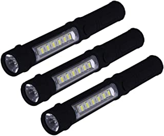 NewVan Tech 3 in 1 Multi-Function LED Flashlght