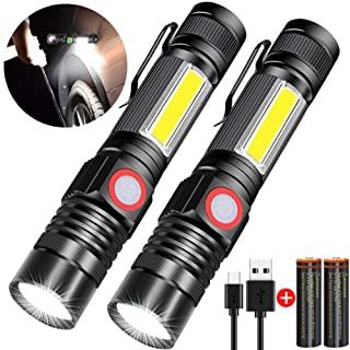 Rechargeable Flashlight Spriak Magnetic