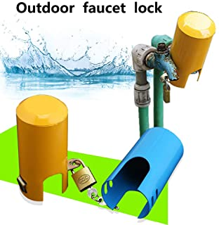 Chambridge Faucet Lock Purpose Protective Cover for Tap Faucet