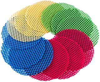 12 Pack Multi-Purpose Jar Gripper Pad Rounds