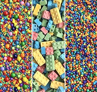 Sprinkles Assorted Nonpareils Candies