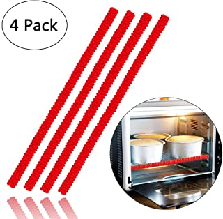 Oven Rack Shields 4 Pack Heat Resistant Silicone Oven Rack Cover