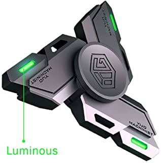 Luminous Fidget Spinners for Adults and Kids