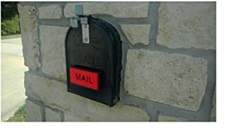 Mailbox Flag Front Mount