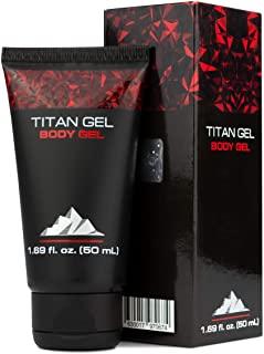Titan Gel for Man Original Gold Body Gel for Male Enhancement