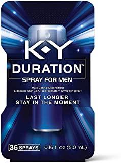 Duration Spray for Men