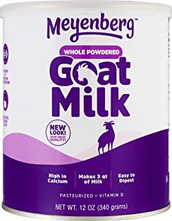 Meyenberg Whole Powdered Goat Milk