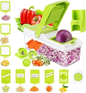 TOROTON Vegetable Chopper Slicer Dicer