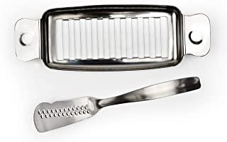 RVSP Endurance Stainless Steel Butter Shaver and Slicer