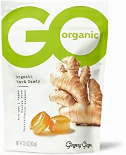 GoOrganic Organic Hard Candies Ginger