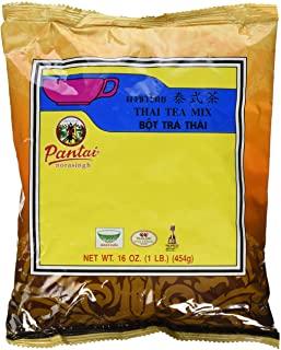 Thai Iced Tea Mix Traditional Restaurant Style 16 oz