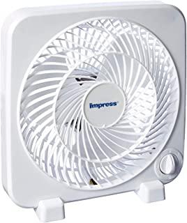 Impress IM-719BX Box Fan, White