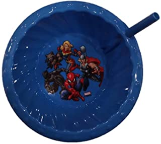 Zak Design Marvel Superhero Children's Sipper and Bowl