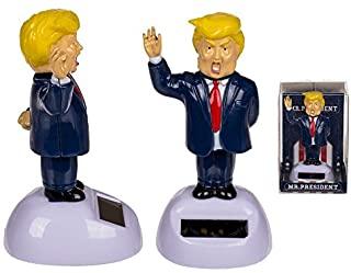 Pucktator Solar Pal The President Dancing Solar Toy
