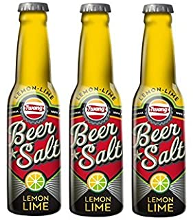 Twang Beer Salt Lemon Lime 1.4oz Bottles