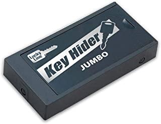 Lucky Line Jumbo Magnetic Key Hider Case Holder for Larger Keys