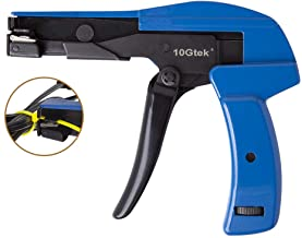 Cable Tie Gun Fastening and Cutting Tool with Steel Handle Special for Nylon Cable