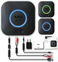 1Mii B06 Plus Bluetooth Receiver HIFI Wireless Audio Adapter