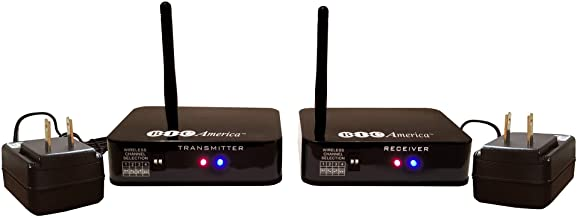 BIC America WTR-Syst Wireless Transmitter and Receiver Kit