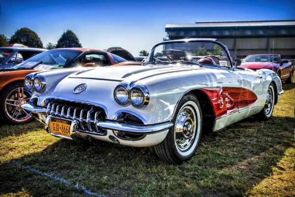 How to Make Your Classic Car Look Good at a Car Show