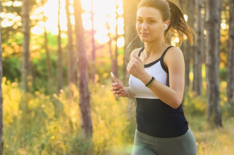 The Benefits of Hill Running