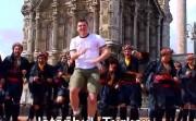 Matthew dancing
