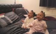 dancing twins