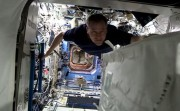 life on space station