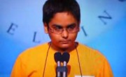 at spelling bee