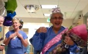 90 year old nurse