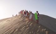 sandboarding adventure