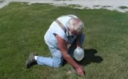catching a gopher