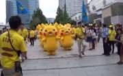 Pikachu Army