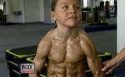 Kid Bodybuilder