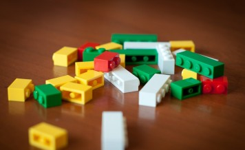 Did You Know that creator of Legos made a policy of no military sets because he didn't want war to seem like child's play?