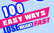 100 Easy Ways to Lose Weight Fast
