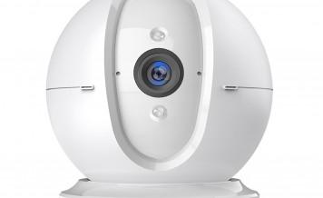 IP Camera, ANNKE Nova Orion 1080P HD Pan Tilt WiFi Wireless Security Camera, Work with Alexa