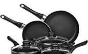 AmazonBasics Non-Stick Cookware Set