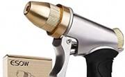 ESOW Garden Hose Nozzle 100% Heavy Duty Metal