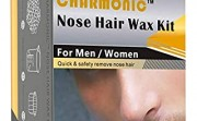 Nose Wax Kit for Men and Women Charmonic